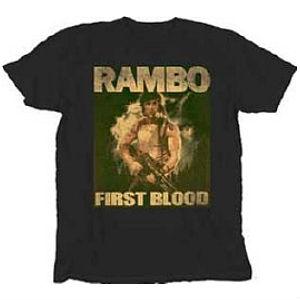 Rambo First Blood t-shirt