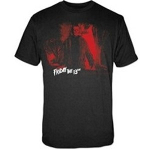 Jason Friday the 13th redwoods t-shirt