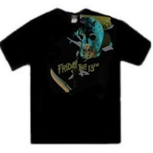 Friday the 13th Jason Voorhees t-shirt