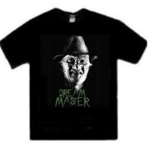 Nightmare on Elm Street Freddy Krueger t-shirt