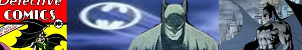 The History of the Batman DC Comics superhero