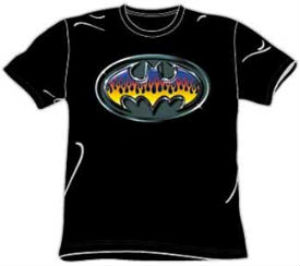 Hot Rod Batman t-shirt