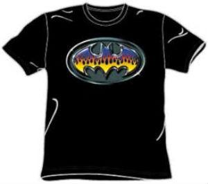 Hot Rod Batman t-shirt