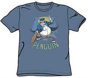 Penguin Batman t-shirt