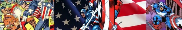 The history of Marve Comics Captain America