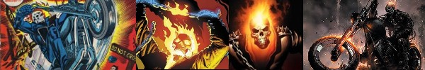 This history of the GhostRider superhero of Marvel Comics