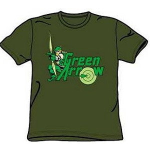 Arrow Green Arrow t-shirt