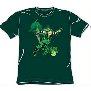 Double Green Arrow t-shirt