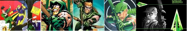 The History of the Green Arrow