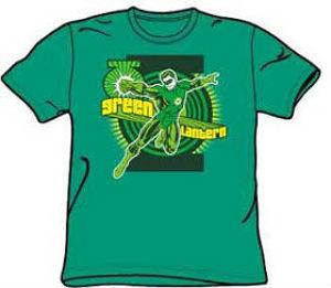 Hal Jordan Green Lantern t-shirt