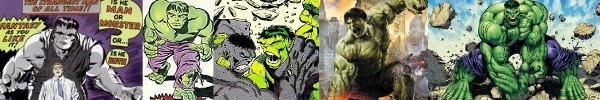 History of the Incredible Hulk