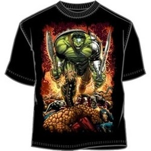 Gladiator World War Hulk t-shirt