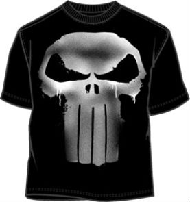 Vest Punisher t-shirt
