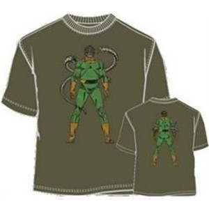 Double sided Doctor Octopus Amazing Spiderman shirt