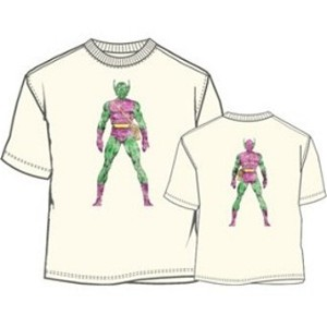 Double sided Green Goblin shirt