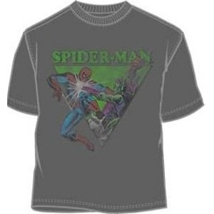 Green Goblin Spider-man t-shirt