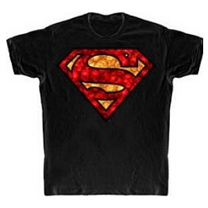Superman skulls t-shirt