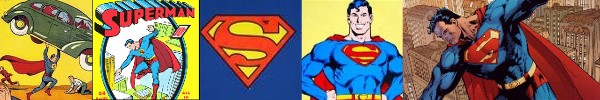 This history of the Superman superhero from DC Comics
