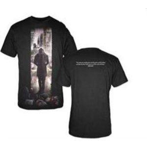 Watchmen movie poster t-shirt