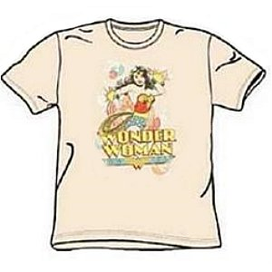 lasso wonder woman t-shirt