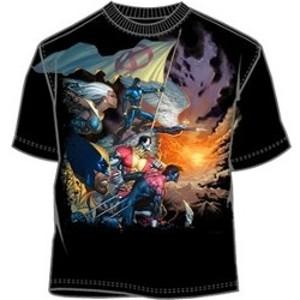 Mutant X-Men t-shirt