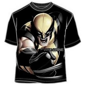 Stab Wolverine t-shirt