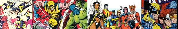 This history of the X-Men from Marvel Comics